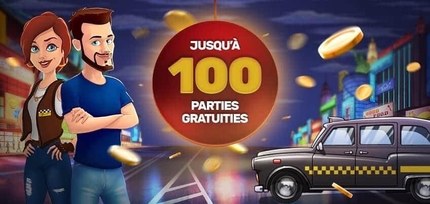 Bonus de Tours Gratuits PlayAmo